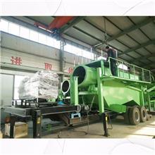 中国河道采沙淘金设备 固定淘金设备