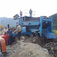 旱地大型离心机砂金设备___青州鑫茂重工机械制造有限公司