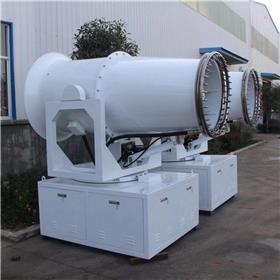 自动远程风送式雾炮机 工地雾炮机 高射程30米小型全自动喷雾机 雾炮机厂家
