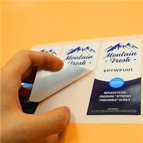 印刷彩色不干胶_精美食品不干胶定做_pvc不干胶_封口标签贴