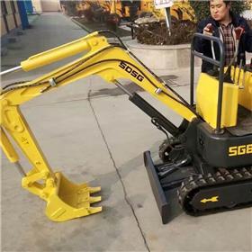 子锐热销 多功能小型挖掘机 微型挖掘机 液压挖掘机