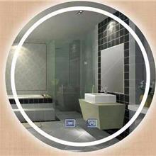 镜灯一体智能镜子打标机 浴室镜智能镜子打标机 超级光纤激光打标机价格 创可激光
