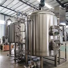 300L精酿啤酒设备 明博机械 厂家定制精酿啤酒设备 啤酒机酿酒设备价格合理