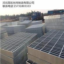 重载荷热镀锌复合钢格板_重型排水复合沟盖板_重型钢格栅_安平钢格栅盖板