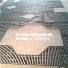 热镀锌复合异形钢格板_异形排水复合沟盖板_异形型钢格栅_安平钢格栅盖板