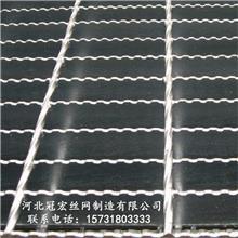 热镀锌齿形钢格板_排水防滑齿形复合沟盖板_锯齿型钢格栅_安平钢格栅盖板