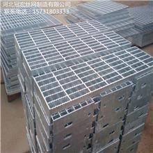 山西钢格板_齿形钢格板_齿形钢格栅板_冠宏钢格板厂家支持加工定做