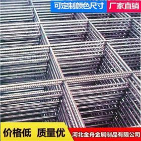 厂家直销加粗防裂桥梁钢筋网片焊接煤矿钢筋网片低碳钢丝网片货源地厂家焊点均匀