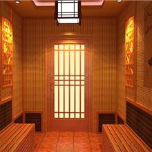 别墅家庭   汗蒸房  安装  电气石汗蒸房  设备