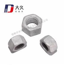 生产地铁螺栓螺母厂家 M30地铁管片螺栓螺母现货 量大更优