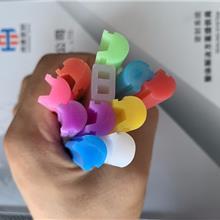直销LED导光硅胶条 LED软灯条硅胶套管 汽车导光条LED超市装饰条