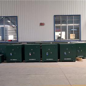 厂家专业生产防爆炸药箱 爆炸物品存放柜 工程爆破雷管箱