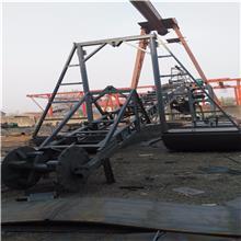 挖沙船   挖沙设备  绞吸式挖沙船    鑫恒环保设备