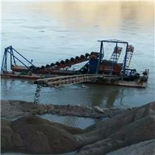 鑫恒机械直销挖沙船   挖沙设备    清淤挖沙船  价格优惠欢迎订购