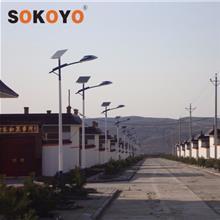廠家直銷太陽能路燈 爆款鋰電池太陽能燈新農村工程改造庭院路燈太陽能路燈價格表