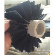 专业销售 工业机械毛刷轮 氧化铝毛刷轮 抛光去毛刺毛刷轮
