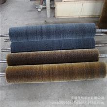 厂家直销工业机械毛刷 不锈钢比刷辊 耐磨耐高温尼龙丝 抛光除锈