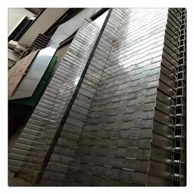 厂家供应耐高温不锈钢链板 板链式