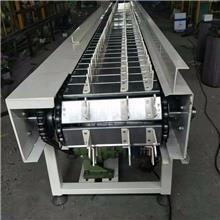 廠家直銷電子件汽車配件生產皮帶流水線 食品級鏈板輸送機 轉彎滾筒生產線