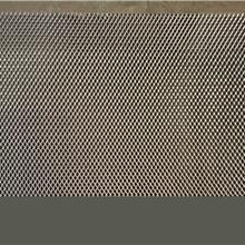 汽车喇叭网罩 拉伸微孔钢板网 音响网防尘罩 小孔铝板网