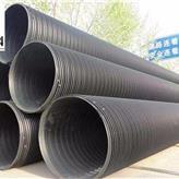 江苏塑钢缠绕管科硕建材专注市政用HDPE塑钢缠绕管 聚乙烯塑钢缠绕管库存足型号全