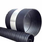 泰安塑钢缠绕管科硕建材专注市政用HDPE塑钢缠绕管 聚乙烯塑钢缠绕管库存足型号全