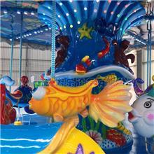 商场活动海洋转马 辽中电动玩具 型号