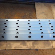 剪板机刀片 剪板机刀片长刀片 剪板机平口刀片 剪板机斜口刀片
