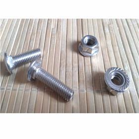 304材质不锈钢桥架螺栓厂家 304材质不锈钢桥架螺栓厂家