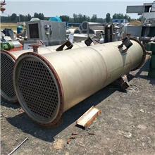 一手貨源  優質二手30平方石墨冷凝器 30平方列管式冷凝器圖片