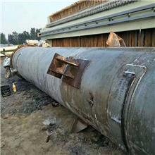 山東蒸發器報價  優質二手石墨冷凝器 二手不銹鋼列管冷凝器價格