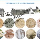 品质卓越营养粉加工生产线 营养粉生产设备 红豆薏米粉膨化生产线