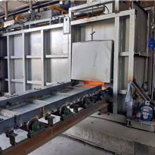 吉林省延边州天然气轧钢炉    蓄热式天然气轧钢炉    效率高   产量高