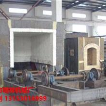 吉林省通化市天然气台车炉    蓄热式天然气台车炉    多少钱  价格   明祥炉业报价