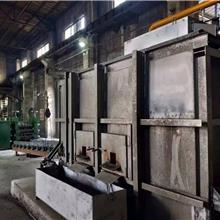 吉林省松原市天然气轧钢炉    蓄热式天然气轧钢炉    厂家设备自动控温