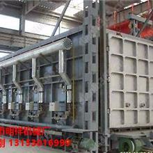 吉林省四平市天然气台车炉    蓄热式天然气台车炉    厂家明祥炉业更专长