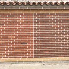 新英陶艺 窑变磨砂砖 家装建材劈开大板砖