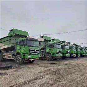 出售前四后八工程自卸车 二手国五后翻工程自卸车 二手德龙自卸货车