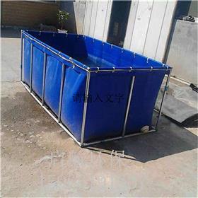 油布池 油布水池 油布鱼池 油布净化池 油布沉淀池 启航环保玻璃钢