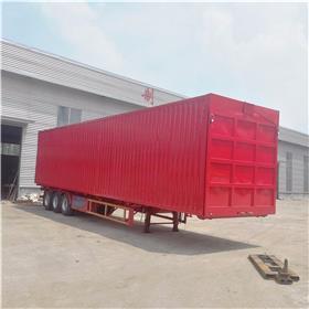 厂家直接销售 轻型集装箱运输车 12.5米集装箱运输车 14米集装箱半挂车