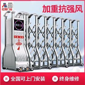 红翔门业-武汉电动伸缩门厂家-电动伸缩门价格-电动伸缩门销售-电动伸缩门多少钱米