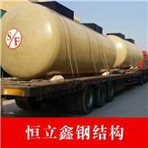 广东东莞高质量大容量SF双层油罐 防腐中石化标准双层罐油罐