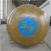 专业制作S/F双层罐 地埋罐 石油石化标准储存罐 加油站油罐专用