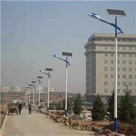忻州 火树银花照明 厂家定制太阳能路灯户外灯新农村5米6米8米单头双头路灯大功率led
