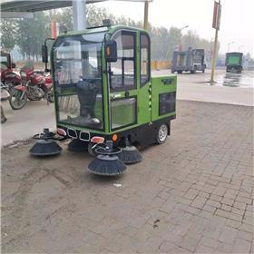 厂区小型吸尘车 全封闭电动吸尘车 工业吸尘车