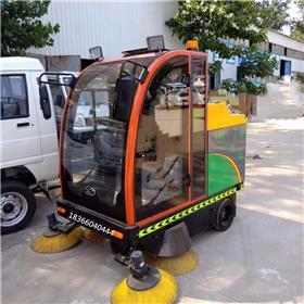 天津小型扫路车 工业电动扫路车 清扫扫路车