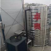 空氣能熱水器采暖賓館學校洗浴熱水工程煤改電
