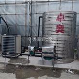 供應超低溫空氣能熱水器零下25度-30度制熱水江蘇卓奧空氣能