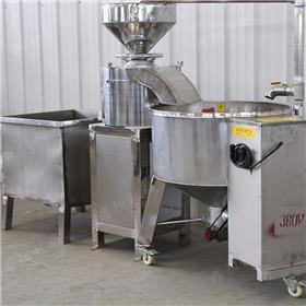 现林石磨 豆浆机豆浆石磨 家用磨浆系统