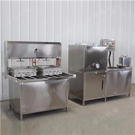 豆腐机 自动电动商用豆浆机  不锈钢大型豆腐机